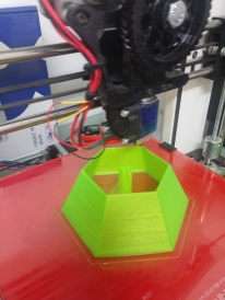 Bluetooth Controlled, 3D Printed Sims Plumbob Costume