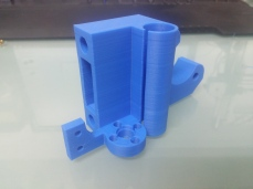 new X axis carriage preassembled
